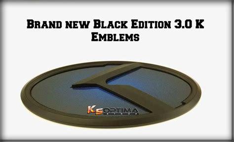 Kia 3 0 Badges K5 Optima Store Kia K900 3 0 K Logo Emblem Sets