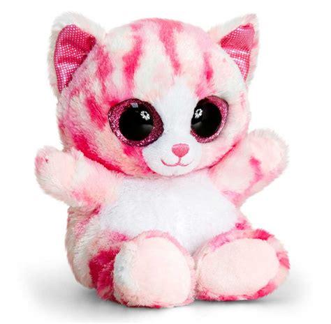 Cat Pink keel animotsu pink cat soft 15cm pdk