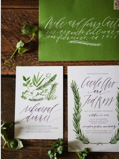 the greenery wedding package inspiration board greenery the 2017 color of the year