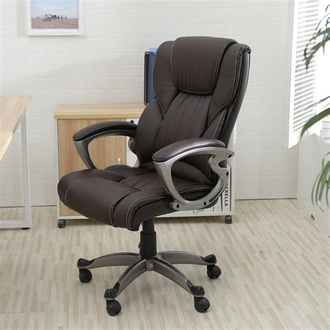 Chair For High Desk by Executive Office Chair High Back Task Ergonomic Computer