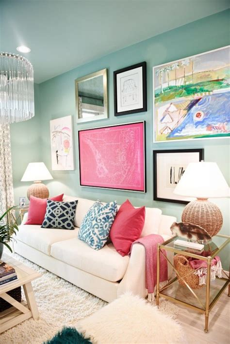 a true family room home ideas for southern charm pink makes the boys wink
