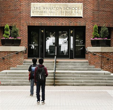 Mba Express Liberty by Deeply Disappointed Wharton Students Blast In New