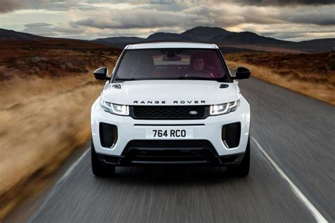 newest range rover sport 2018 evoque and discovery sport get new engines including