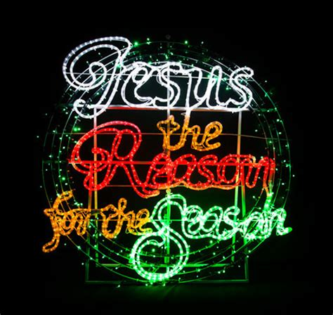 28 best jesus is the reason for the season lights
