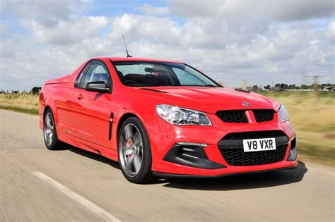 Vauxhall Vxr8 Maloo 2017 Review Pictures Auto Express