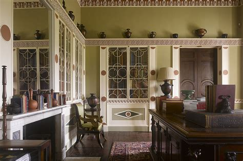 historic greek revival house in scotland 171 interior design files