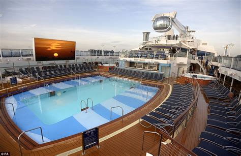 Why Quantum Of The Seas really is one incredibly smart