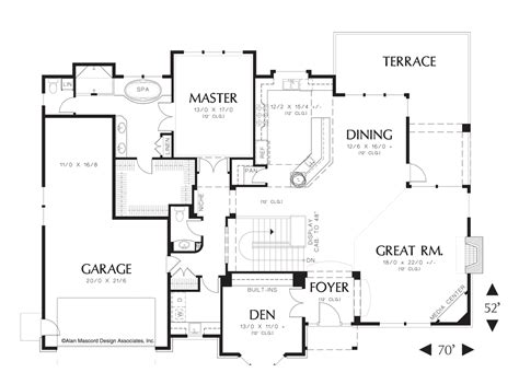 av jennings house floor plans jennings house floor plans mascord house plan 1319a the