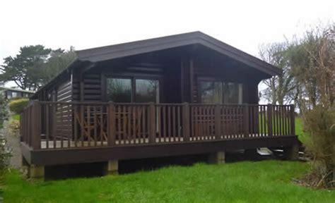 Cabins In Wales by Cwm Gain Log Cabin South Wales