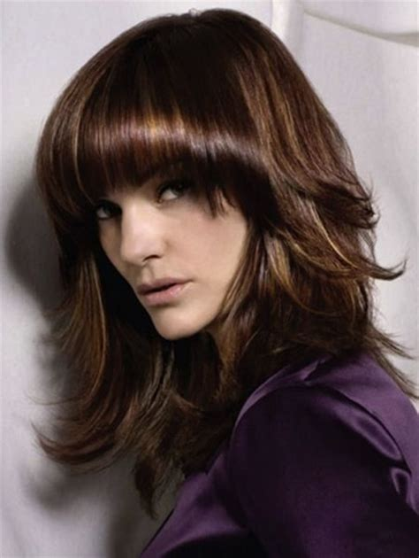 shoulder length layered haircuts 2017 stylish medium layered haircuts haircuts and hairstyles