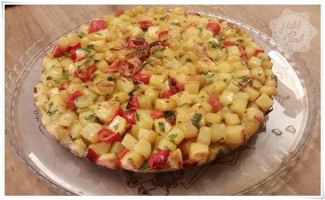 patatesli omlet tarifi patatesli omlet tarifi hafif tarif