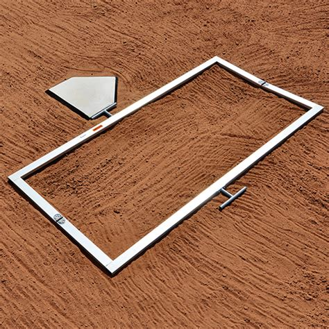 batters box template batters box template 3x6 league