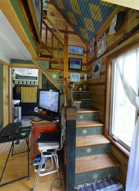 how big is 550 square feet couple married for 29 years builds their dream tiny house