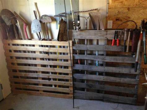 garden shed organization ideas might be a pallet project for me garden shed