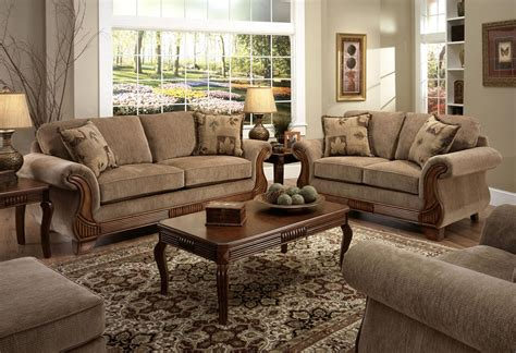 traditional living room furniture home classic and
