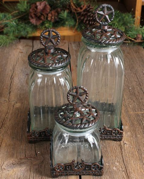 western kitchen canister sets 17 best ideas about western kitchen decor on pinterest