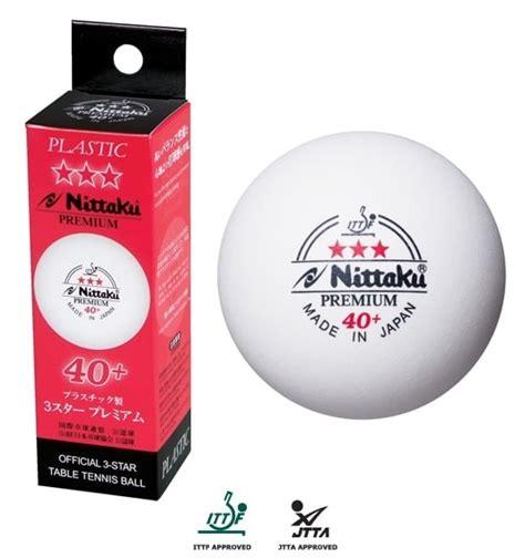 thorntons table tennis table tennis balls nittaku 3
