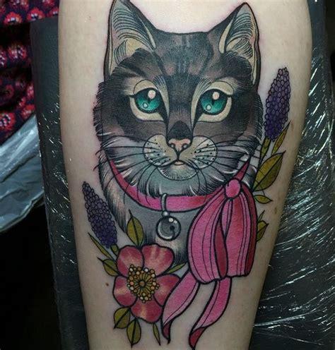 cat tattoo neo tattoo by charlotte timmons charlotte eleanor88 tattoos