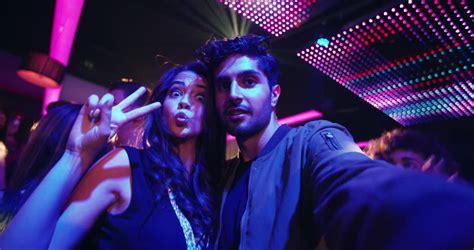 Speaker Selfie L 2 In 1 Lu Disco Multi Fungsi disco light background stock footage