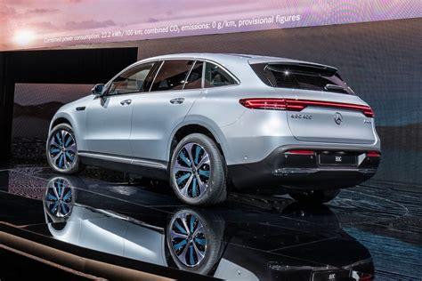Mercedes Eqc 2019 by Mercedes Eqc 2019