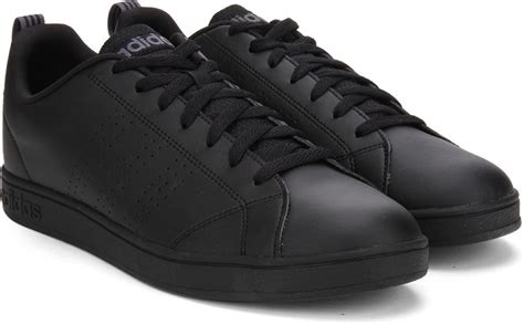 Sepatu Adidas Neo Advantag Clean 1 adidas neo advantage clean vs sneakers for buy cblack cblack lead color adidas neo