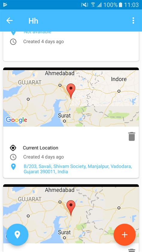 layoutinflater get view android map recyclerview inside scrollview display black