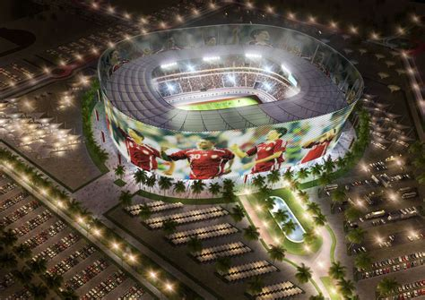 2022 fifa world cup proposed stadiums for the 2022 fifa world cup