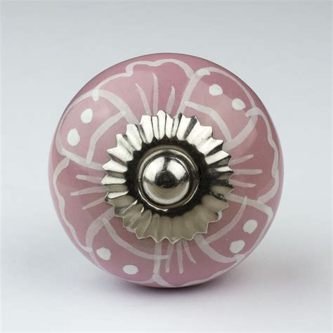 Floral Drawer Knobs by Floral Flower Ceramic Door Knobs Handles Furniture Drawer
