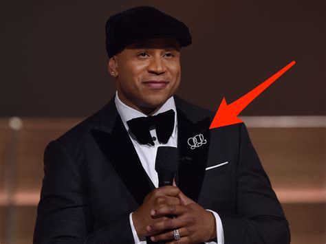 host ll cool j made a big style mistake at this year s