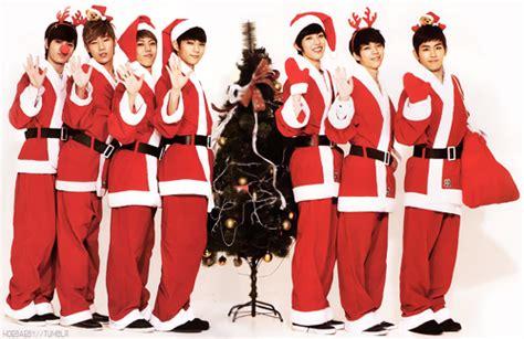 imagenes de navidad kpop o natal na coreia k pop samba style