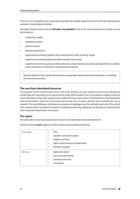 Lab Report Writing Guide Psychology by Lab Report Writing Guide Psychology Childcare Cover Letter Sle Writing A Process Analysis Essay