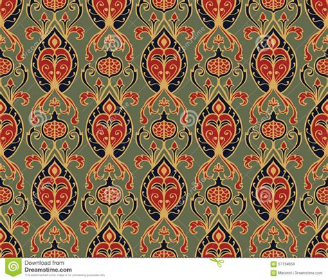 vintage pattern old fashioned old fashioned wallpaper stock vector image of garnet