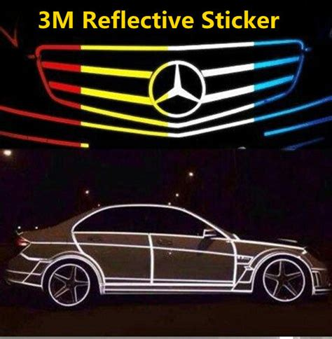 Stiker Reflective 3m Scotchlite 3m wholesale 3m reflective sticker reflective