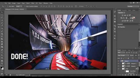 tutorial photoshop hologram how to make a sci fi futuristic hologram in photoshop cs6