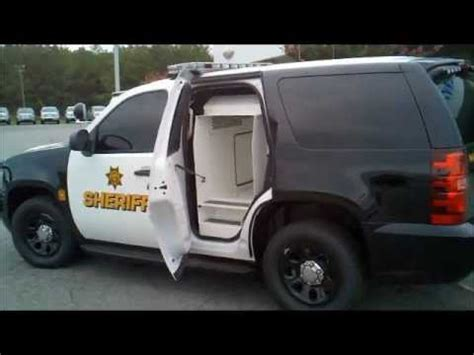 K9 Vehicle Search 2013 Chevy Tahoe K 9 Vehicle Installation W Box And Auto Door