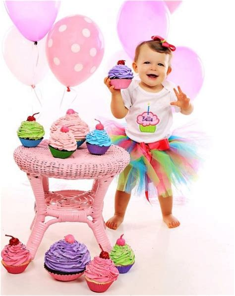 cute themes for baby girl first birthday 22 fun ideas for your baby girl s first birthday photo shoot