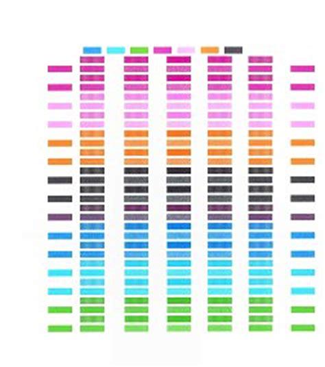 pattern test printer aligning print heads
