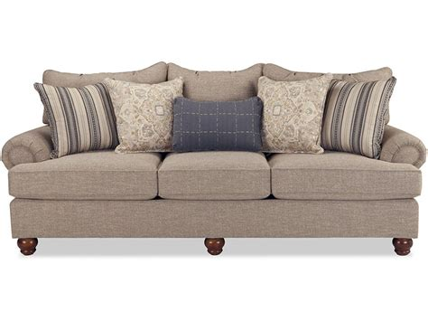 craftmaster sofa fabrics craftmaster living room three cushion sofa 797050pc