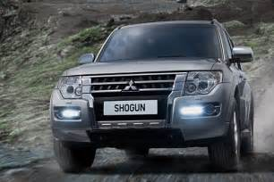 Mitsubishi Shogun Reliability The Mitsubishi Shogun Is A Rugged 4x4
