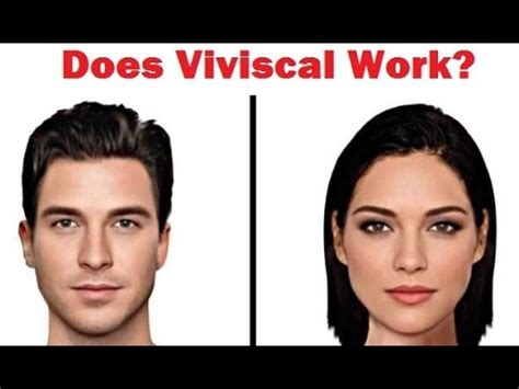 viviscal women before and after does viviscal work men women explored youtube