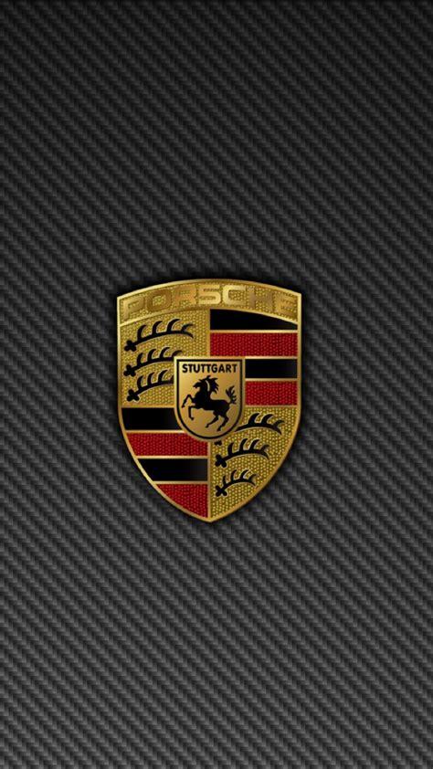 Porsche Logo Grey Background iPhone 6 Plus HD Wallpaper HD