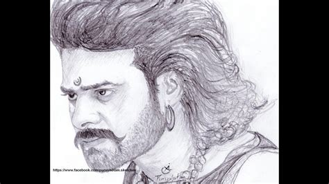 Bahubali 2 Sketches by Drawing Bahubali Well Trying To Draw