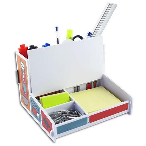 organizador de escritorio organizador de escrit 243 materiais