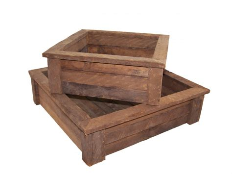 Old And Rutic Small Diy Garden Planter Boxes For Front Small Wooden Planter Box