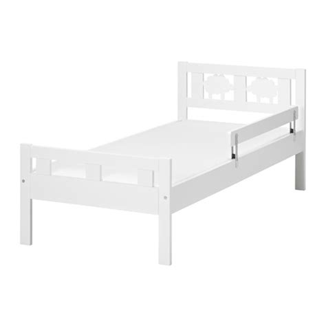 ikea toddler bed frame kritter bed frame with slatted bed base white 70x160 cm ikea