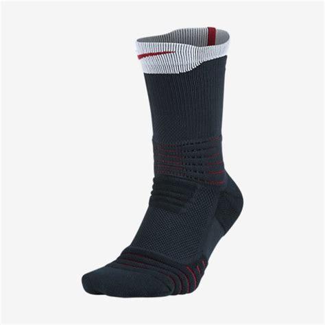 Jual Nike Elite Socks jual kaos kaki basket nike elite versatility crew socks navy original termurah di indonesia