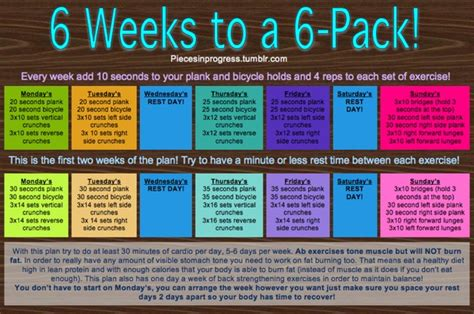 six 8 week challenge rockabye baby who doesn t want awesome abs