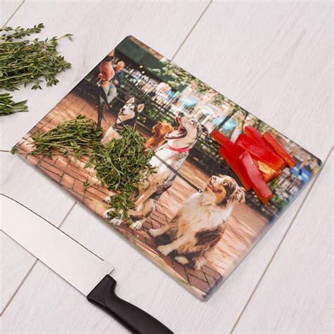 tagliere da cucina tagliere personalizzato da cucina con le tue foto