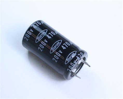 condensador electrolitico 470uf 200v ceawf2d471m10 marcon capacitor 470uf 200v aluminum electrolytic snap in 2020031756