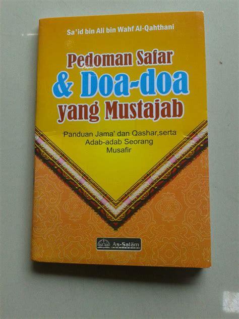 Ensiklopedi Mini Doa Dan Dzikir Pilihan buku saku pedoman safar doa doa yang mustajab adab adab musafir